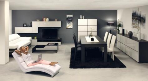 meuble mailleux meuble de salon contemporain. Black Bedroom Furniture Sets. Home Design Ideas